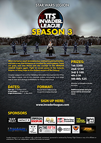TTS Invader League Season 3